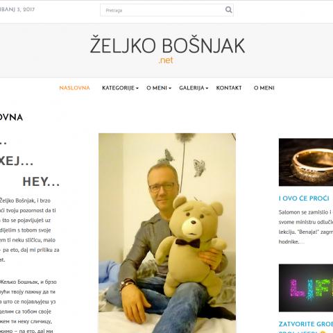 zeljko-bosnjak.net